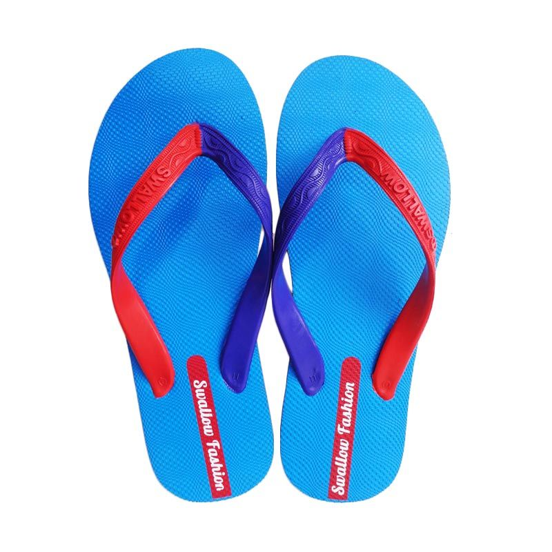 Swallow FASHION MALE Blue Sandal Je ...