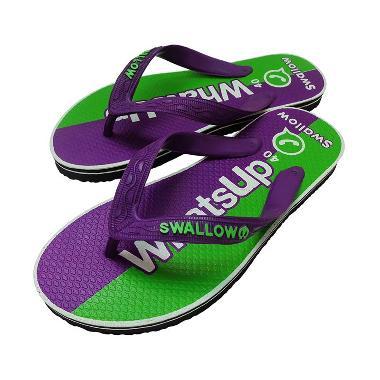 Swallow Slipper Sosmed Whatsup Sandal Jepit