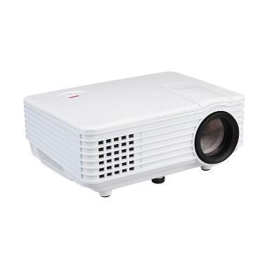 projektor infokus CHEERLUX  c 6 mini LED