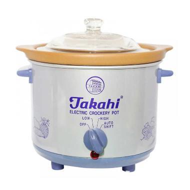 Takahi Slow Cooker - Blue [1.2 L]