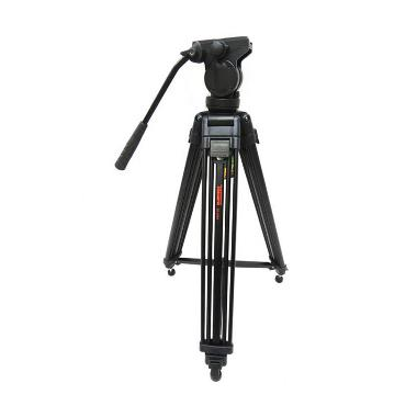 Takara VD-2500 Attanta Black Video Profesional Tripod