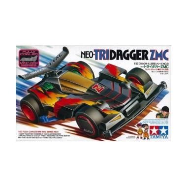 Tamiya Mini 4WD Neo-Tridagger ZMC Model Kit