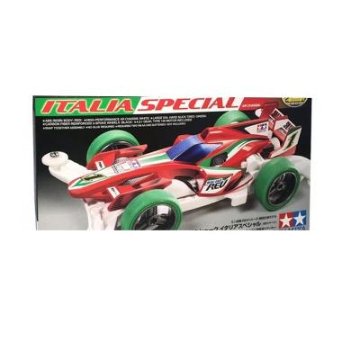 Tamiya Mini 4WD Shadow Shark Italia Special Model Kit [1:32]