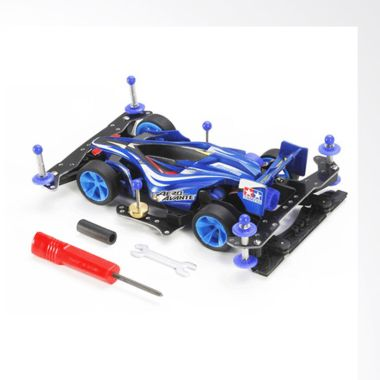 Tamiya Mini 4WD Starter Pack AR Speed Spec - Aero Avante