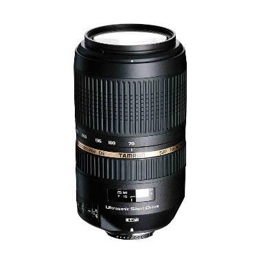 Tamron Lens AF 70-300mm Di f/4-5.6  ...  Kamera for Nikon - Hitam