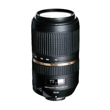 Tamron Lens SP AF 70-300mm Di VC US ...  Kamera for Canon - Hitam