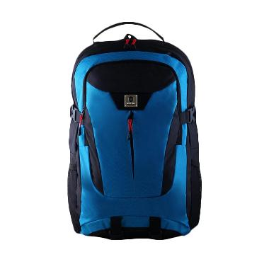 Tas Mania Gear Bag The Flash Edition With Labtop Slot Backpack - Biru