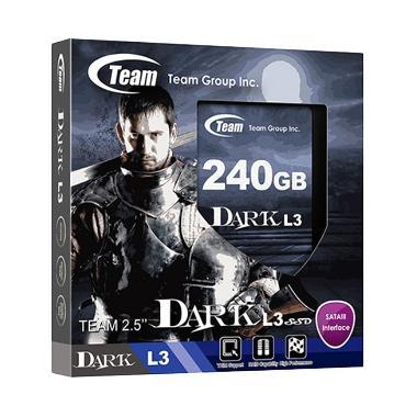 Jual Team SSD L3 Dark Series [240 GB] Harga Rp 1550000. Beli Sekarang dan Dapatkan Diskonnya.