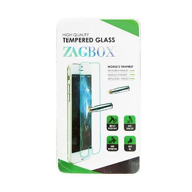 Zagbox Tempered Glass Screen Protector for Oppo R7S - Clear
