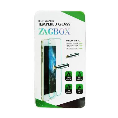 Zagbox Tempered Glass Screen Protector for Oppo Joy R1001 - Clear