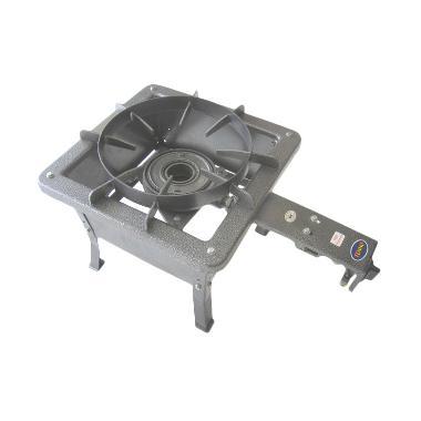 Tenno GSMA-6BP-TR Kompor Gas - Silv ... ic + Rangka Tinggi 40 cm]