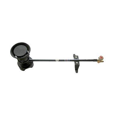 Tenno MA-768 Kompor Gas - Hitam [Tekanan Tinggi]