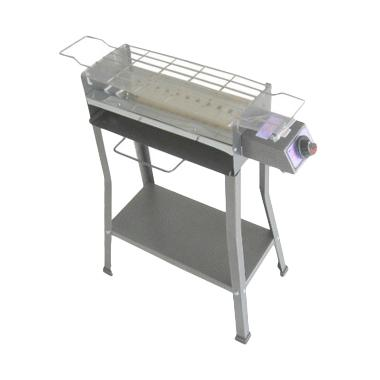 Tenno PG-40AT-TR Gas Toaster - Silver