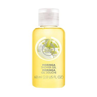 The Body Shop Moringa Shower Gel [60 mL]