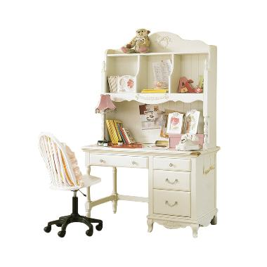 The Olive House Queen Anne Desk Set ...