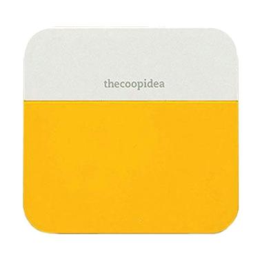 Thecoopedia PowerBlock 5 Port USB Charger - Yellow [10.6A]