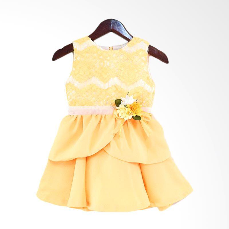 Theodora Mardjuki Belle Dress Anak  ...