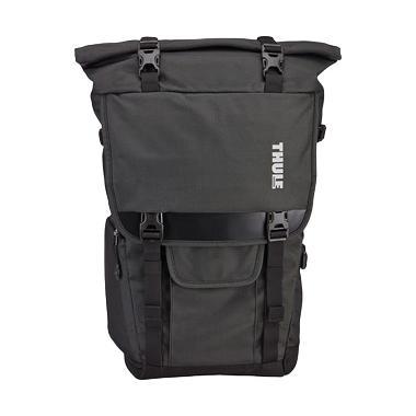harga Thule TCDK 101 Covert DSLR Rolltop Backpack Tas Kamera - Dark Shadow Blibli.com