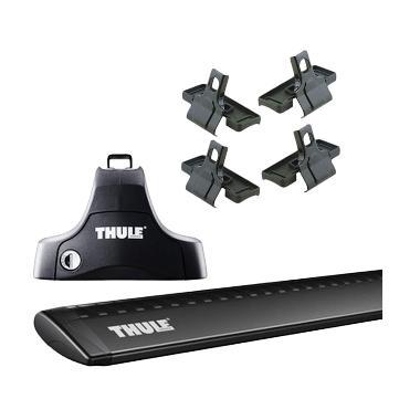 Thule Roof Rack Set 2 untuk Nissan  ...