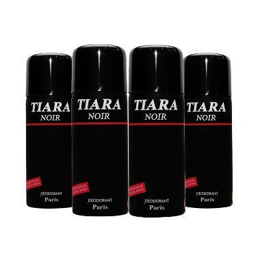 Tiara Deodorant Spray - Red [150 mL/Paket 4 pcs]