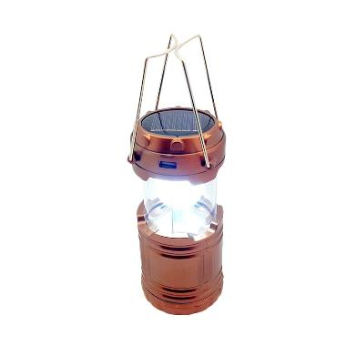 Tic Tac Toe Camping Portable Lanter ...  Lampu Emergency - Coklat