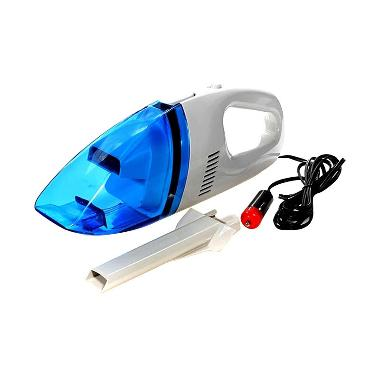 Tic Tac Toe Monlova Portable Car Vacuum Cleaner - Biru