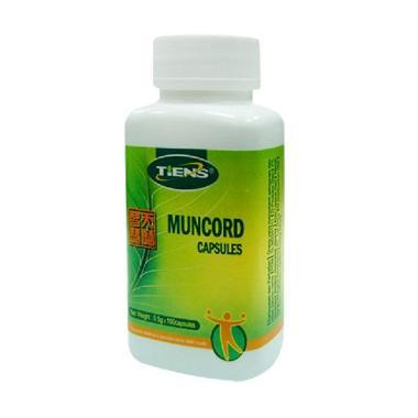 Tiens Muncord / Cordyceps Suplemen Herbal [100 Caps]