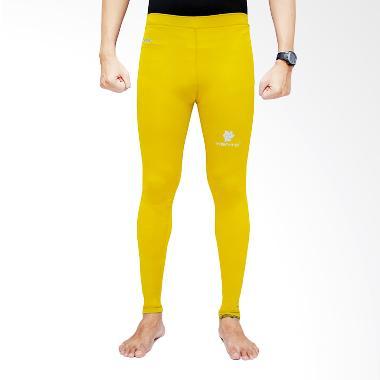 Tiento Baselayer Rash Guard Compres ...  Original - Yellow Silver