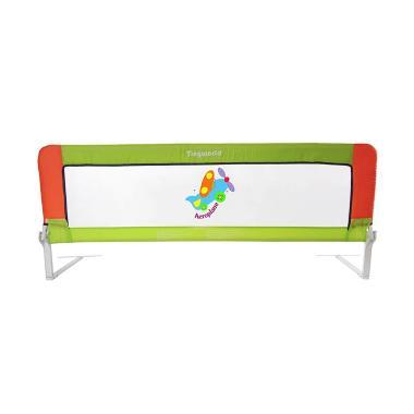 Tinyworld Bedrail/Pembatas Kasur Anak Bayi - Green Orange
