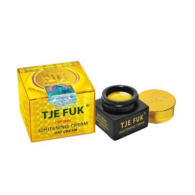 Tje Fuk Original Whitening Day Cream [15 gr]