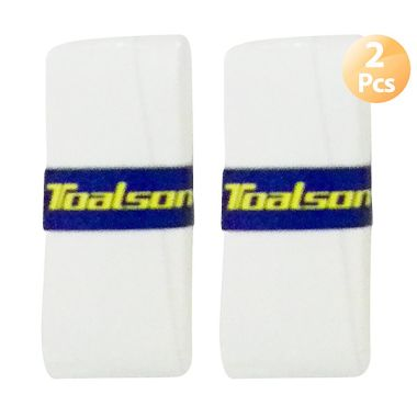 Jual TOALSON Ultra Candy White Grip Badminton 2 Pcs
