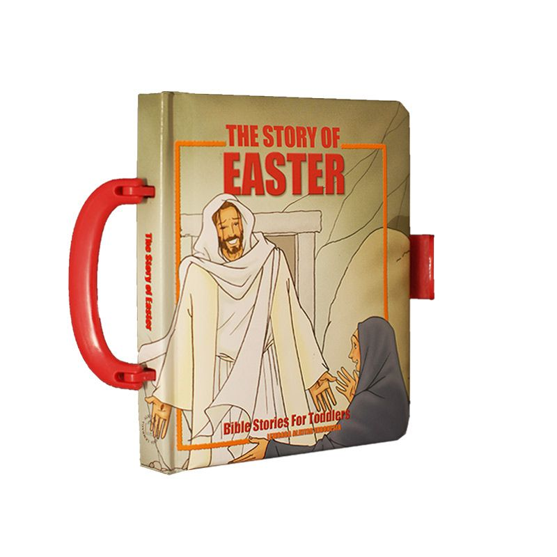 harga LAI The Story Of Easter Handy Bible Story Book Blibli.com