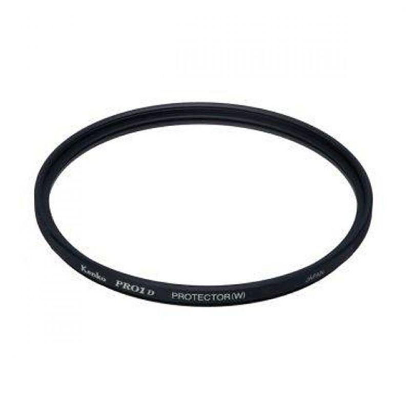 Kenko PRO1 Digital Protector (W) 72mm Hitam Filter Lensa