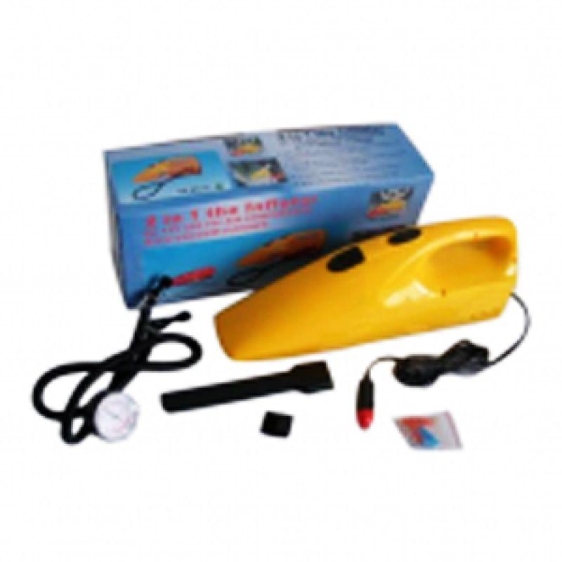 Kalno car vacuum cleaner + air comp ...