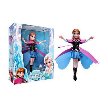 TOKUNIKU Flying Anna - Boneka ...