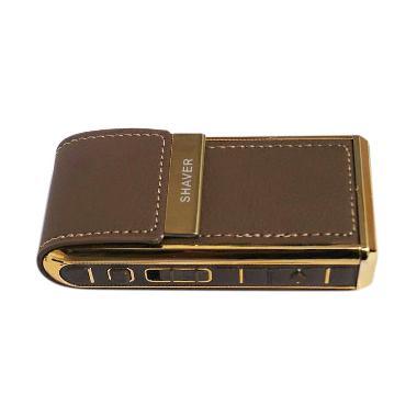 Tokuniku RSCW-V1 Shaver Boteng Rechargable Alat Cukur - Gold