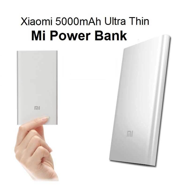 Jual Xiaomi Slim Powerbank [5000 mAh] Harga Rp 275000. Beli Sekarang dan Dapatkan Diskonnya.