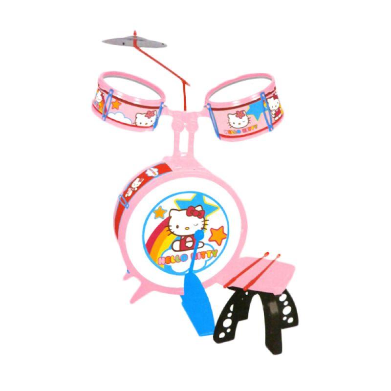 Tomindo Hello Kitty Drum Pink Set M ...