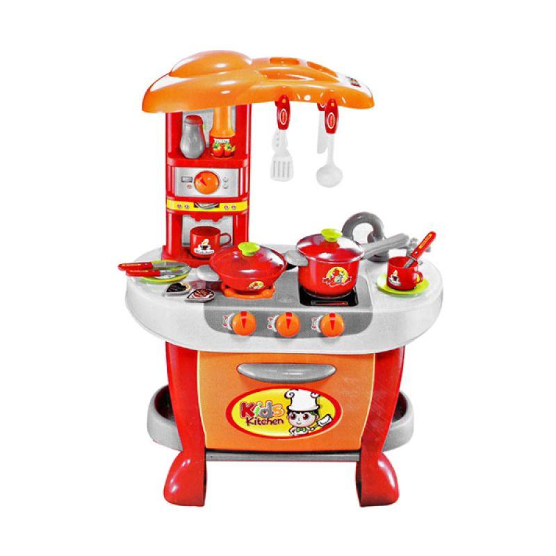 7 tomindo kitchen set luggage pink 008 58 y0ycdz for Kitchen set 008 26