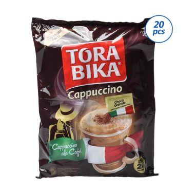 Torabika Cappuccino Bag [25 g/20 sachet] 315527