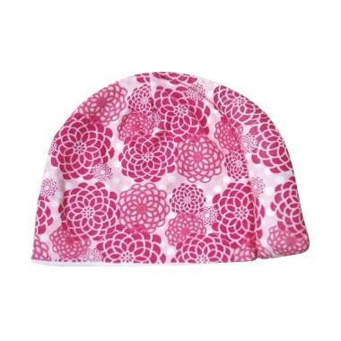 Tortle Original Pink Flower Beanie Hat [Size M]