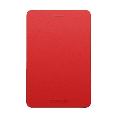 Toshiba Canvio Alumy Portable Hardd ... h [1 TB/2.5 inch/USB 3.0]