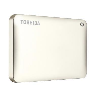 Toshiba Canvio Connect II Hardisk E ... 00 GB/ USB 3.0/ 2.5 Inch]