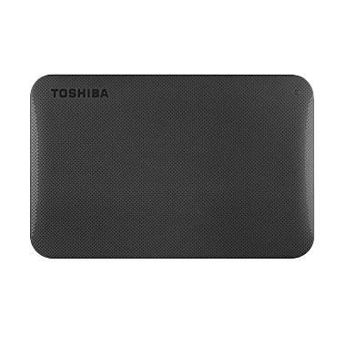Toshiba Canvio Ready Portable Hardd ... al [1 TB/USB 3.0] - Hitam