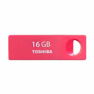 Jual Toshiba Enshu Flashdisk - Merah [16 GB] Harga Rp 150000. Beli Sekarang dan Dapatkan Diskonnya.