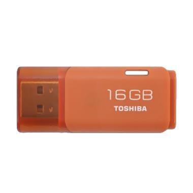 Jual Toshiba Original USB 2.0 Flashdisk - [16 GB] Harga Rp 195000. Beli Sekarang dan Dapatkan Diskonnya.