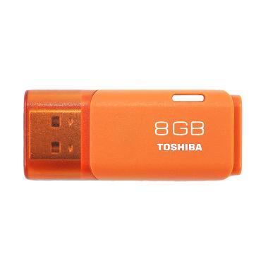 Toshiba Hayabusa Orange Flashdisk [8 GB]