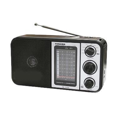 Toshiba TY-HRU 30 Radio [FM/MW/SW1-6/USB/8 Band Radio]