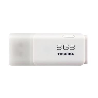 Toshiba USB Flashdisk [8GB] - Putih