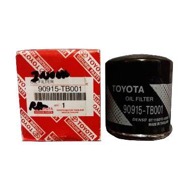 Toyota Genuine Parts Filter Saringan Oli for Toyota Innova, Fortuner, dan Hilux